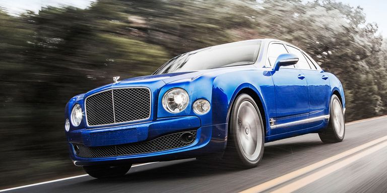 First Drive: 2015 Bentley Mulsanne Speed