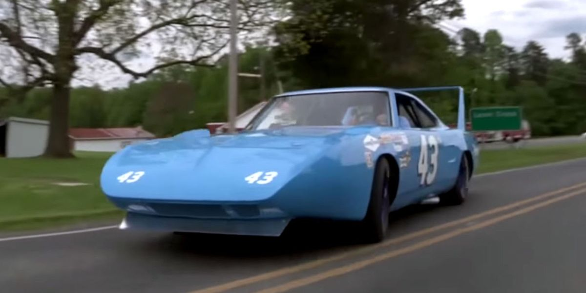 Richard Petty Motorsports >> Watch Richard Petty's Superbird thunder down a rural road