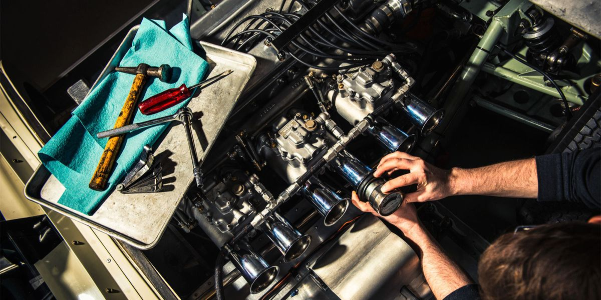 The lost art and black magic of Weber Sidedraft carbs