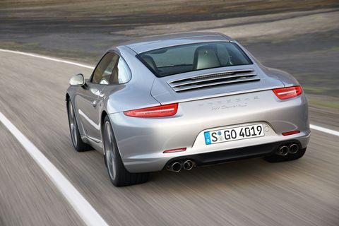 Report: A Hybrid Porsche 911 Is Coming