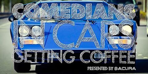 Check out the cars of Comedians in Cars Getting Coffee, Season 6
