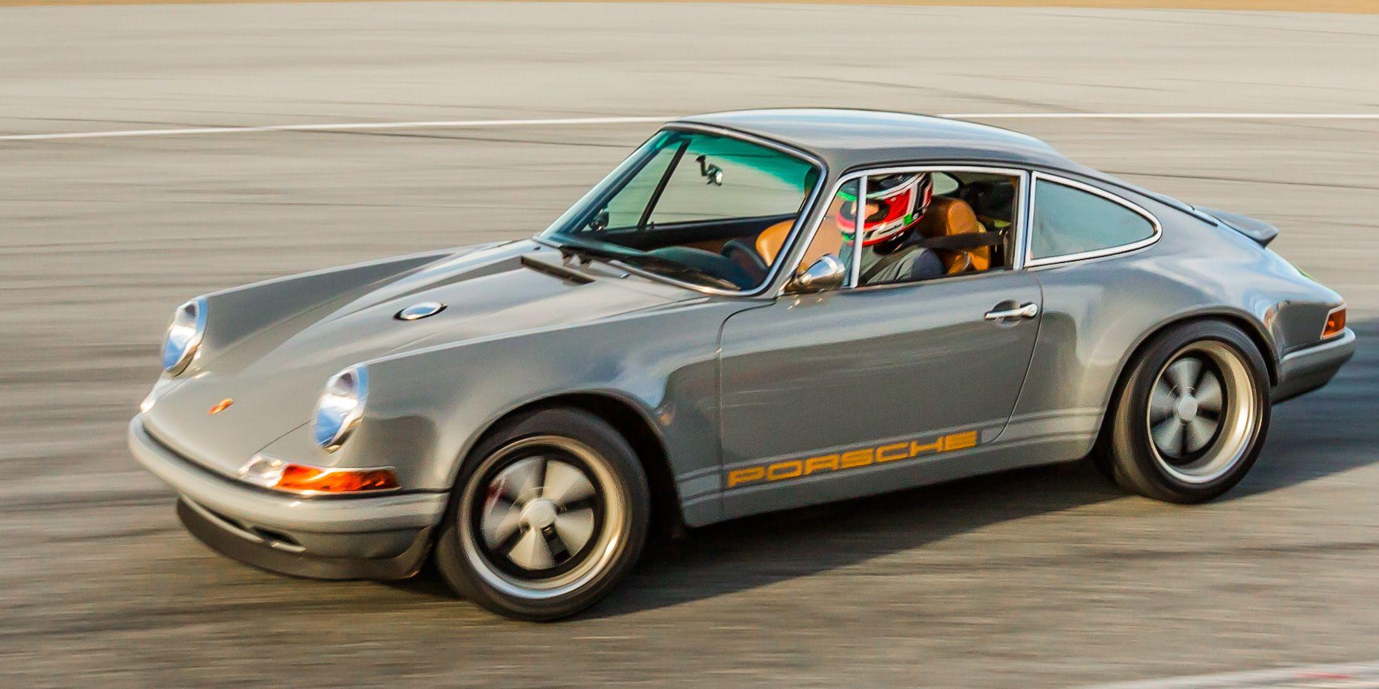 Flat Sex Porsche 911 Reimagined By Singer Wiring Harness Cost