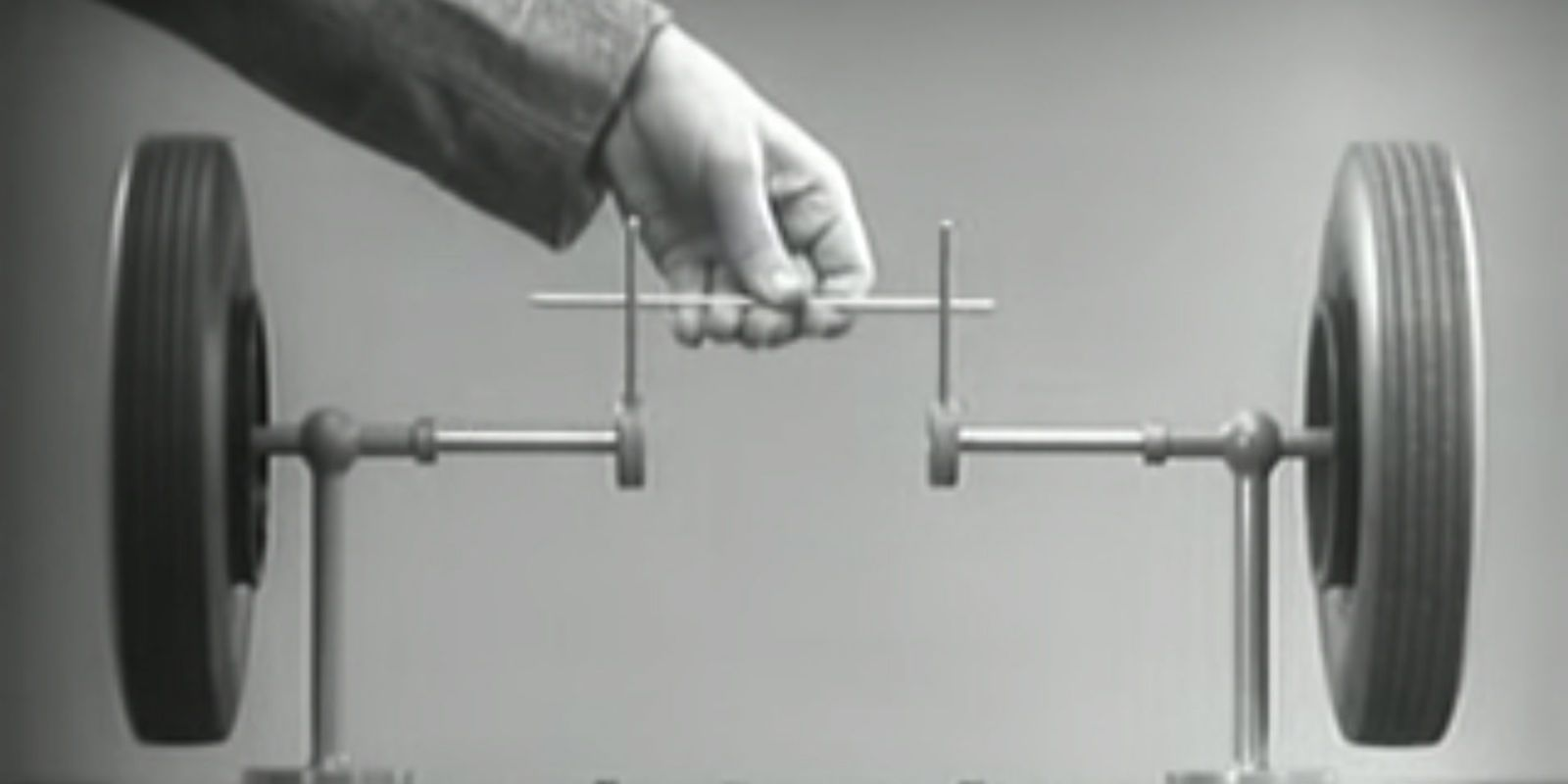 1937 Film Perfectly Explains How a Car Differential Works
