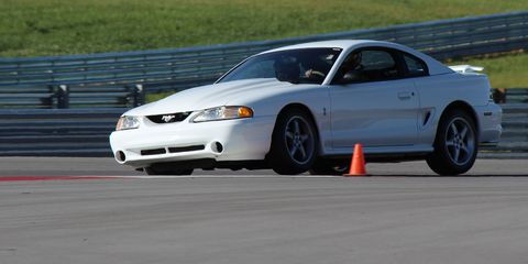 Like Track Ford It's To Mustang Pristine Cobra A What R