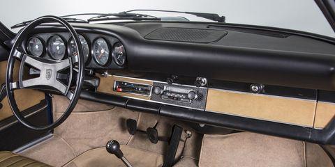 Porsche Classic 911 Dashboard