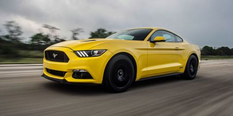 0be4d908a0 Hennessey 2015 Mustang breaks 200mph