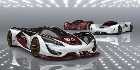 2035 SRT Tomahawk Vision Gran Turismo—Official Photos