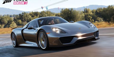 Porsche comes to Forza Horizon 2 with expansion pack