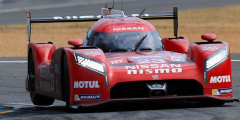 The slow, troubled NISMO GT-R LM is damn good for racing