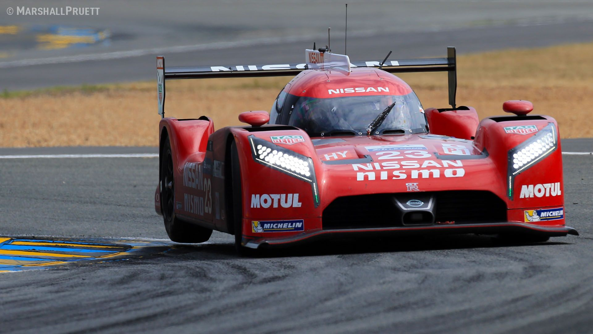 The Slow Troubled Nismo Gt R Lm Is Damn Good For Racing