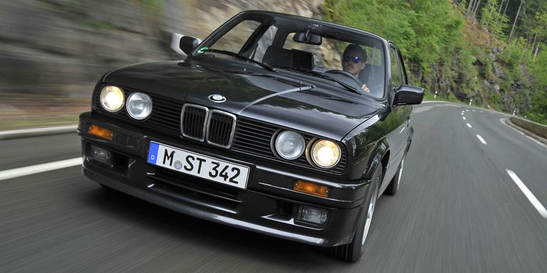 Ten Legendary Cars That Prove BMW Peaked In The S - All bmws