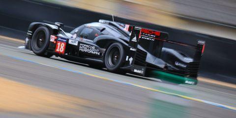 LM24 Day 4: La Sarthe lap record falls, Nissan off-pace