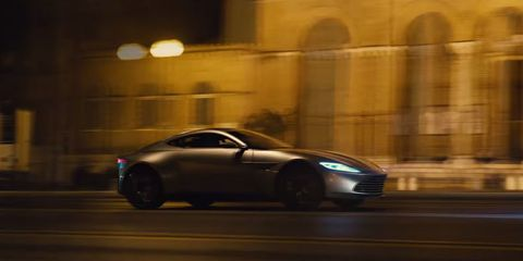 Oh yes, SPECTRE will be a car movie