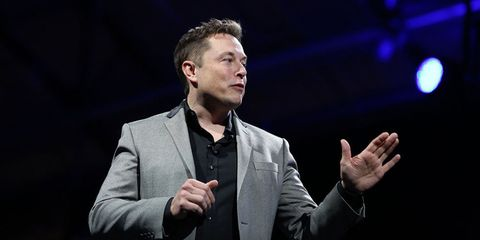 <p>Electric cars were always a joke until Elon Musk and his partners started Tesla Motors. The disruptive Tesla Roadster ripped from 0 to 60 mph in 3.7 seconds. When the Model S appeared in 2012, it wasn't much slower. And last year Tesla gave us the P85D. Hell's a-blazin'! </p>