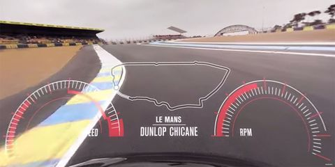 NISMO's 360-degree Le Mans lap video is better than any racing game