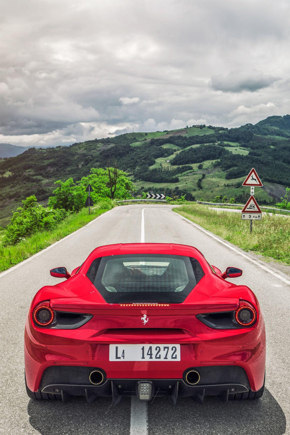2016 Ferrari 488 Gtb 1985 Ferrari 288 Gto Photo Gallery