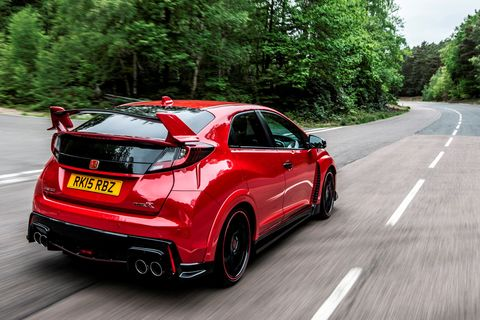First Drive 2015 Honda Civic Type R Euro Spec