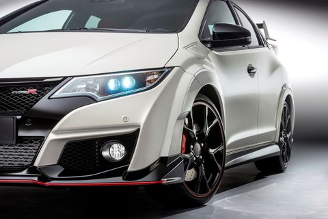 2015 Civic Type R Official Photo Gallery