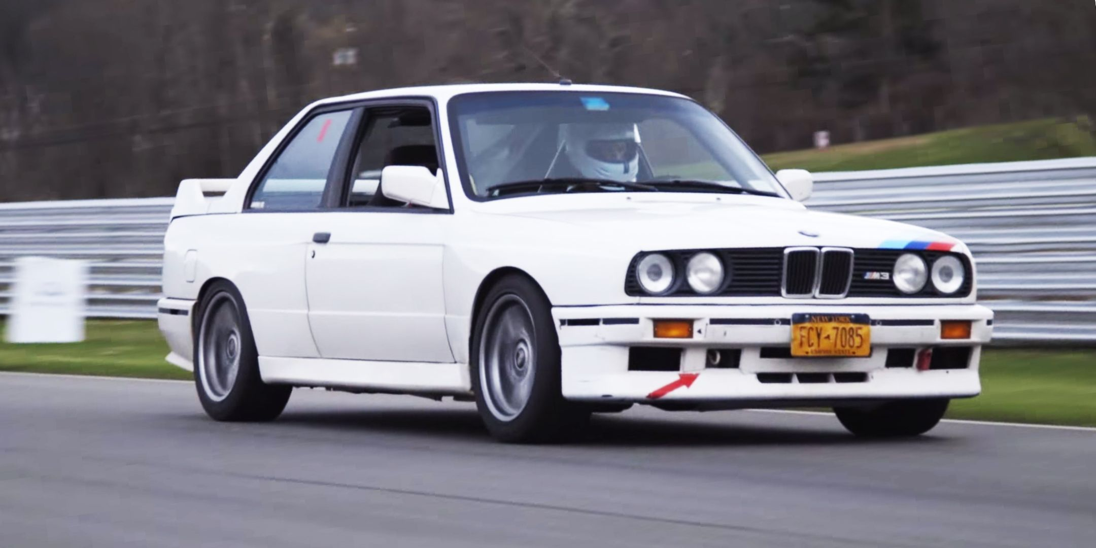 E30 Bmw M3 30 Years Later
