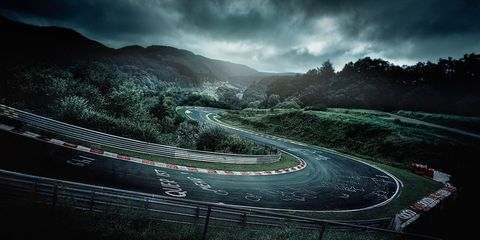 The Glorious Past and Uncertain Future of the Incomparable Nürburgring