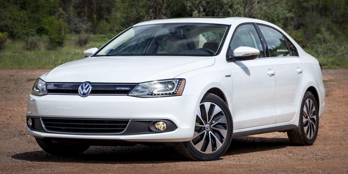 Road Test: 2015 Volkswagen Jetta Hybrid SEL Premium