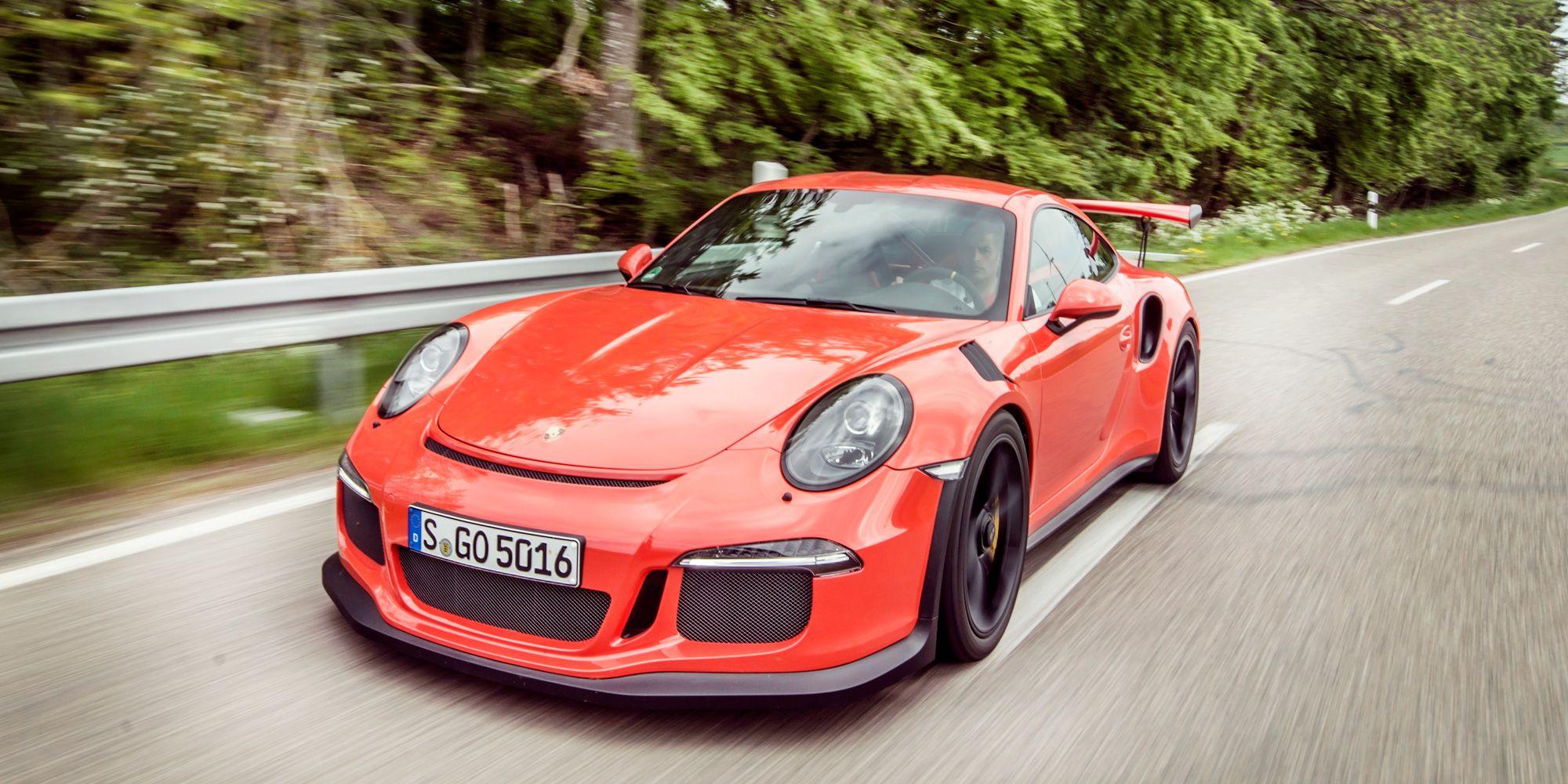 Porsche 911 gt3 rs review 2017 autocar - Porsche 911 Gt3 Rs Review 2017 Autocar 73