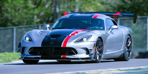 Dodge Viper ACR Lap Records - How the Viper Goes Faster Than Porsche ...