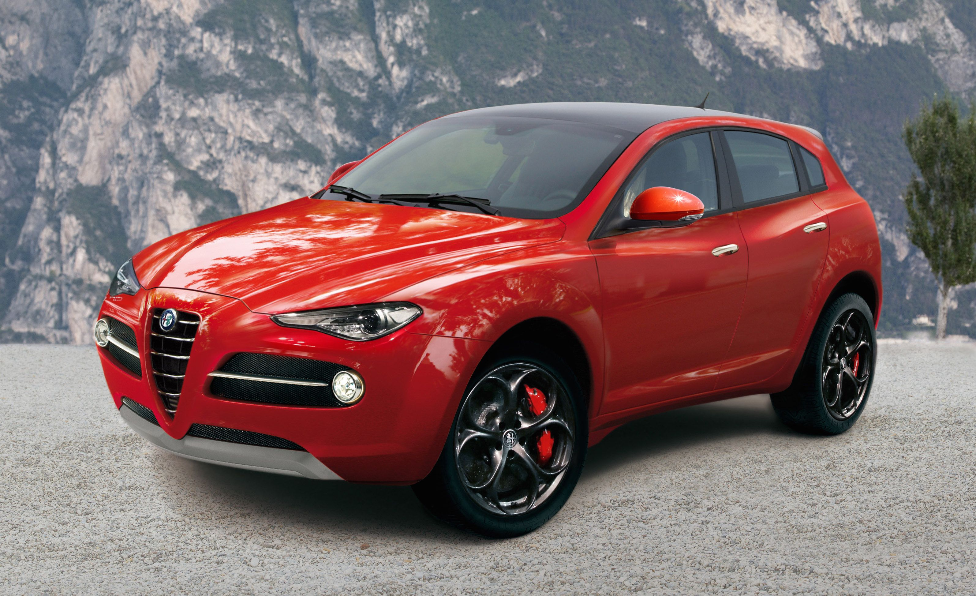 Alfa Romeo Suv Will Be Called The Stelvio Goes On Sale Early 2017