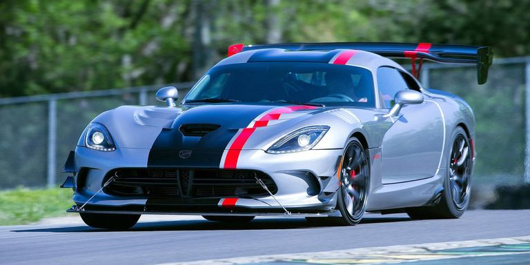 10 Great Track Cars