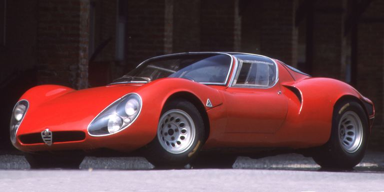 Alfa Romeos That Created An Italian Performance Legend - Classic car names and pictures