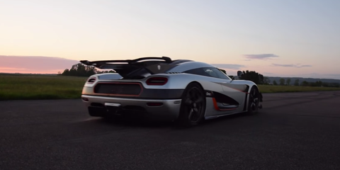 Koenigsegg Could Build an Unbelievable Track-Only Car