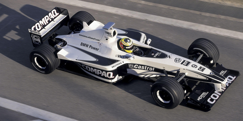 BMW Engines in Formula 1's V10 Era