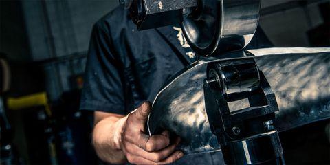 Metalworking, Steel, Metalsmith, Tool, Saw, Steelworker,