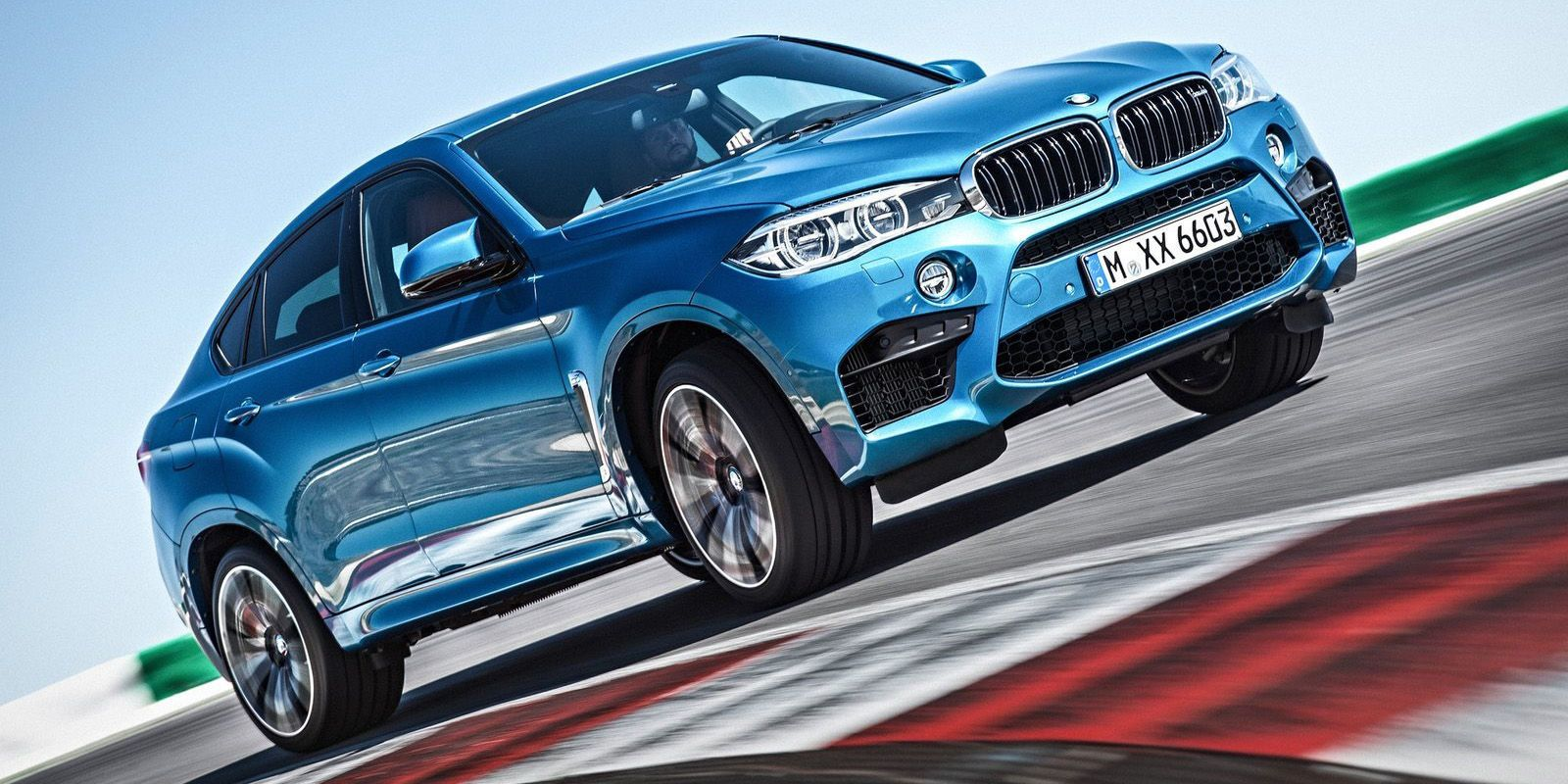 Report: The BMW X6 M Is Faster at the Nurburgring Than an E46 M3