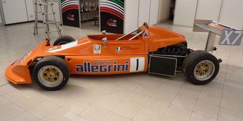 1977 March F3