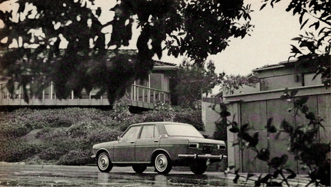We Loved the Datsun 510 Back in 1968