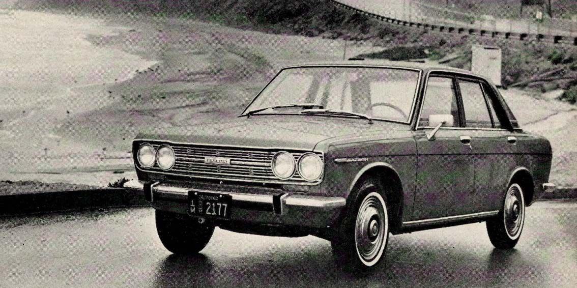 We d the Datsun 510 Back in 1968 Datsun Sedan Wiring Diagram on