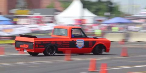 This 1969 Chevy C10 Just Won a Nationals Autocross Event