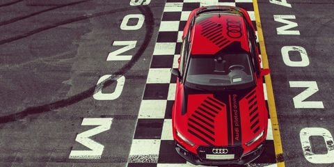 Autonomous Cars Should be More Like this Audi RS7