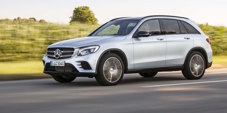 first drive 2016 mercedes benz glc is a wagon with a little more