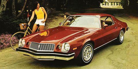 1975 Chevy Camaro