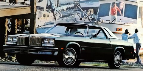 The V8 Was Always Great, Even in the Eighties