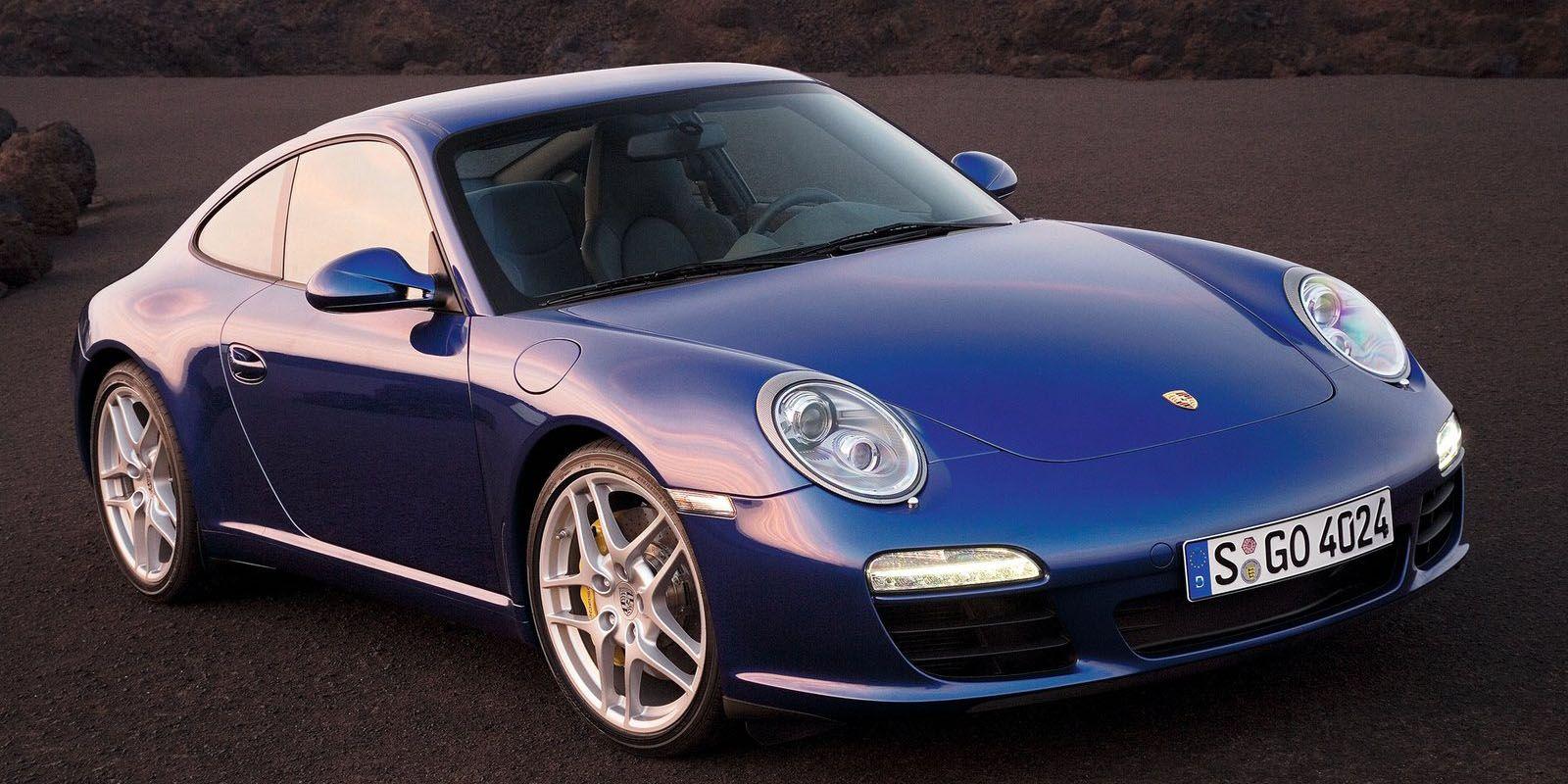 Modified Porsche 911