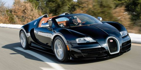 How the Bugatti Veyron Can Blow the Mind of Someone Who Isn't Into Cars