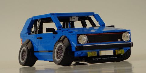 Ten Amazing Lego Kits