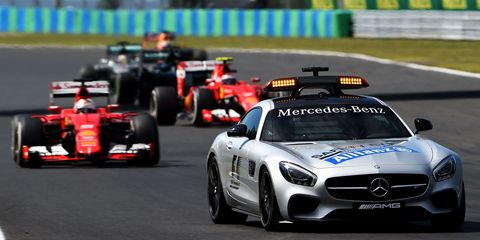 Formula One Hungary