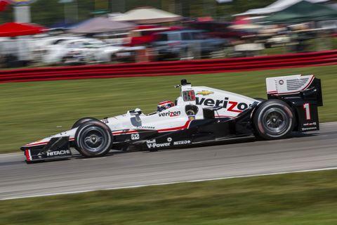 Will Power - Mid-Ohio IndyCar 2015