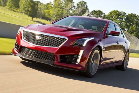 Rumor: The 640-hp Cadillac CTS-V Could Get Even MORE Horsepower