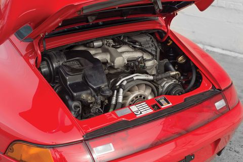 <p>The 3.8-liter, Variocam-equipped Type M64/20 featured upgraded internals and made a very healthy 300 hp and 262 lb-ft.</p>