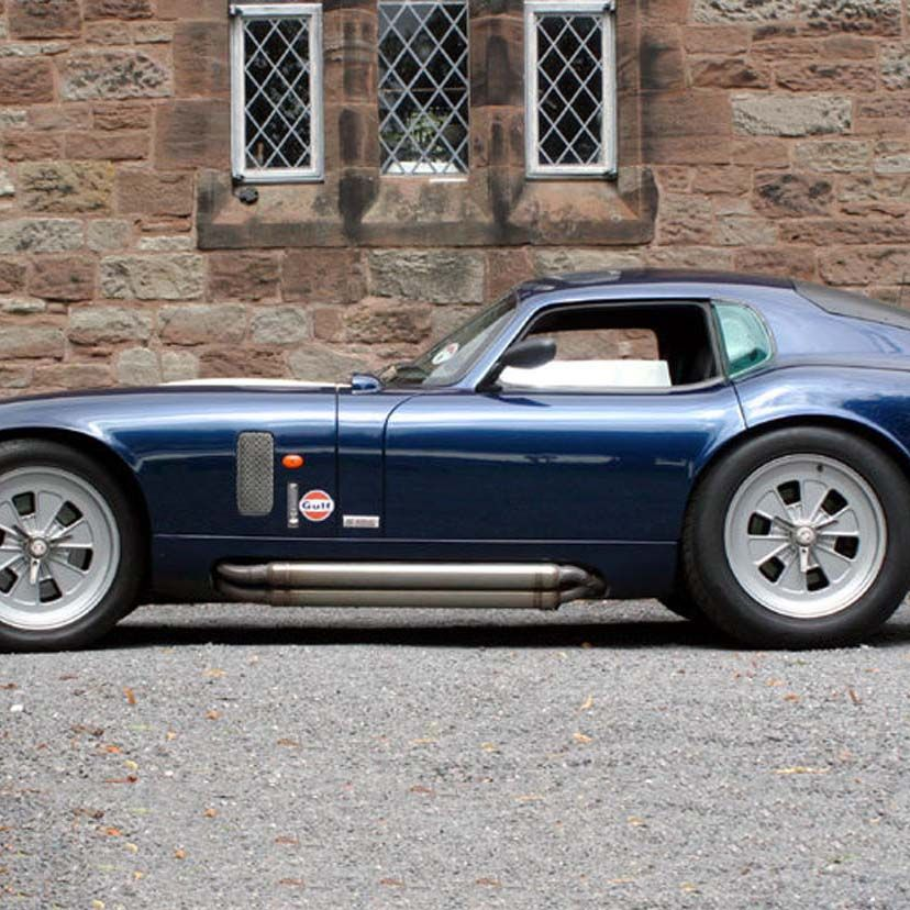 "<p>There are a few really high-quality Daytona Coupe recreations out there. Factory Five's is neat, but <a href=""http://www.roadandtrack.com/car-culture/a10312/superformance-brock-coupe/"" target=""_blank"">Superformance's Coupe</a> has the distinction of having Pete Brock involved. He basically did it the way he wanted, eliminating the original's flaws. It's the Daytona Coupe he would have built with more time and a bigger budget. The last time we checked, back in 2012, a Coupe cost about $85,000 with an engine installed, without options. </p>"